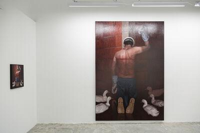 Dragan Bibin, 'Unfinished #2, Corner', 2017