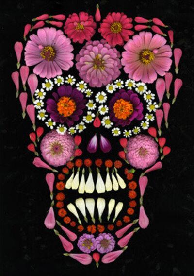 Portia Munson, 'Skull Flower', 2008