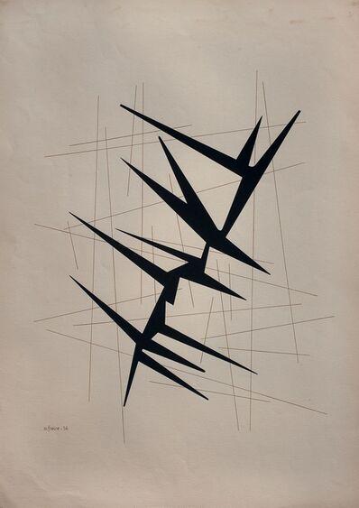 María Freire, 'Composición dinámica', 1956