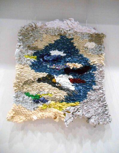 "Eugenia Nozhkina, 'Tapestry ""Small White-Blu Sky""', ca. 2017"