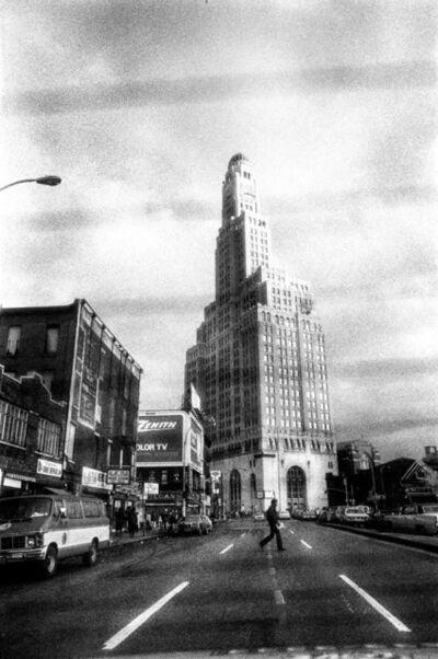 Ken Schles, 'Downtown Brooklyn', 1983
