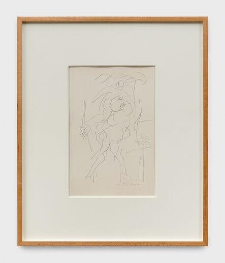 Willem de Kooning, 'no title', 1975-80