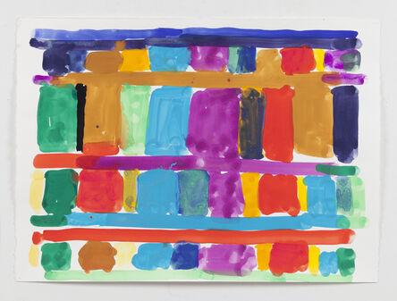 Stanley Whitney, 'Untitled', 2014