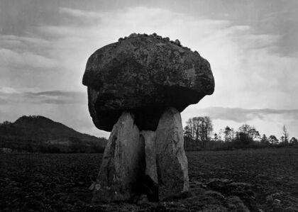 Paul Caponigro, 'Proleek Dolmen, County Louth, Ireland, 1967', Negative Date: 1967 | Print Date: 1979