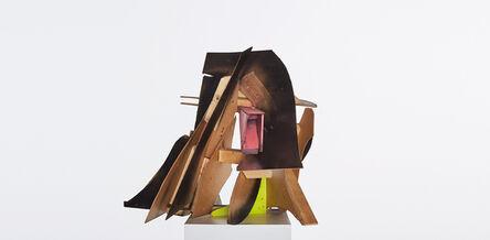 Matthias Zinn, 'Untitled (Head)', 2017