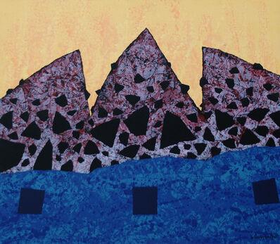 LUKSA PEKO, 'Three-Headed Hill', 2011
