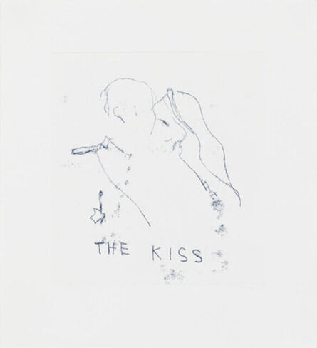 Tracey Emin, 'TRACEY EMIN- THE KISS', 2011