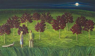Helen Flockhart, 'Orchard', 2017