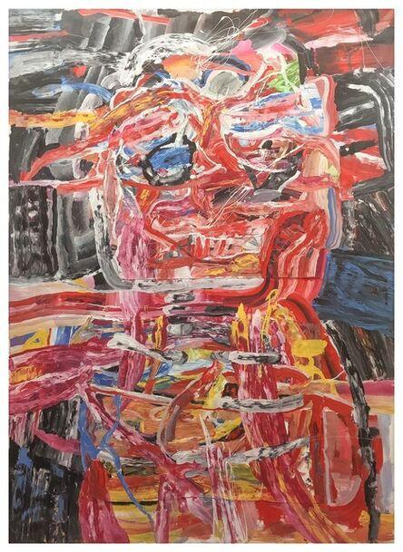 Gerald Davis, 'Flayed Man I', 2017