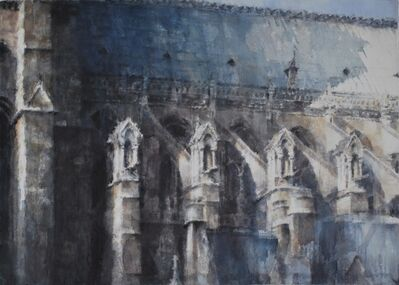 Chizuru Morii Kaplan, 'Notre Dame, Paris ', 2018