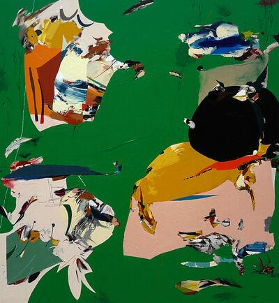 Martin Kiman, 'Encounter in Green ', 2019