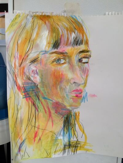 Chie Fueki, 'Natalie', 2017