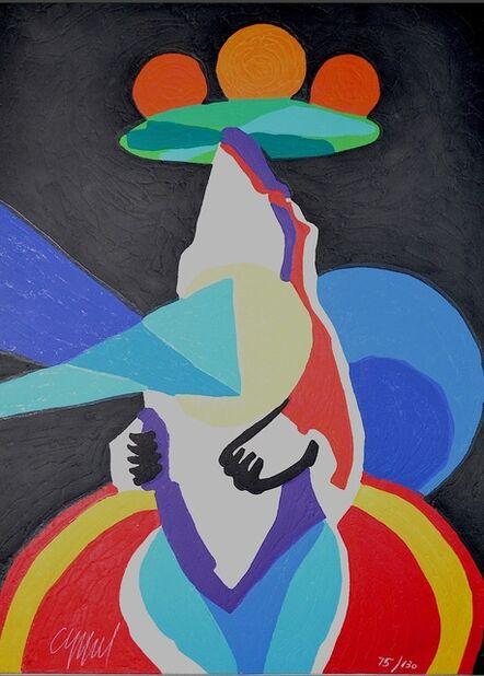 Karel Appel, 'Circus suite, no. 29', 1978
