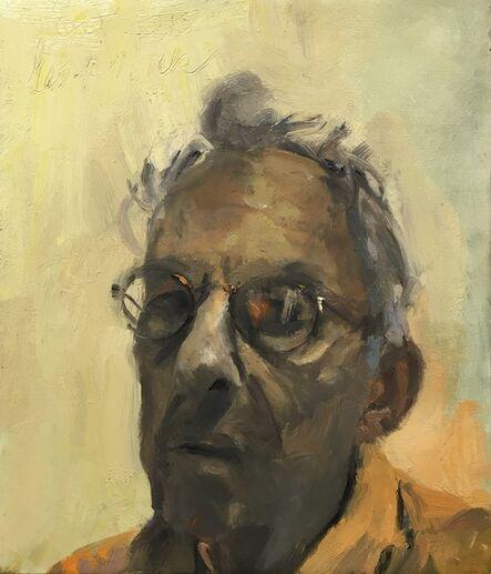 George Nick, 'Self Portrait 1 Oct 2015', 2015