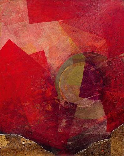 Roberto Crippa, 'paesaggio montano', 1970