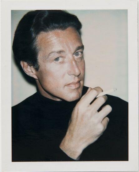 Andy Warhol, 'Andy Warhol, Polaroid Portrait of Halston', 1974