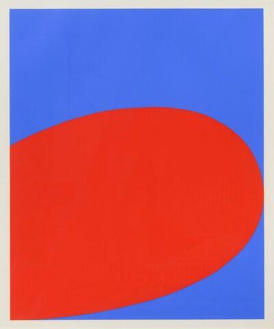 Ellsworth Kelly, 'Red Blue (from Ten Works x Ten Painters)', 1964