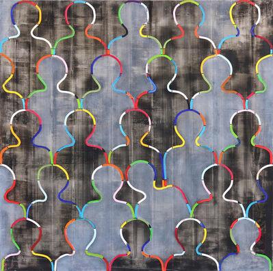 Petra Rös-Nickel, 'Come Together V', 2020