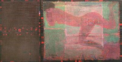 Sou Kim (Heungsou Kim), ' A Reposed Woman', 1983