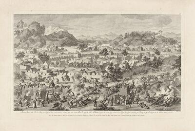 Isidore-Stanislaus-Henri Helman, 'Amow-Sana 'tabli roi des Eleuths par l'empereur... (plate IV)', 1783