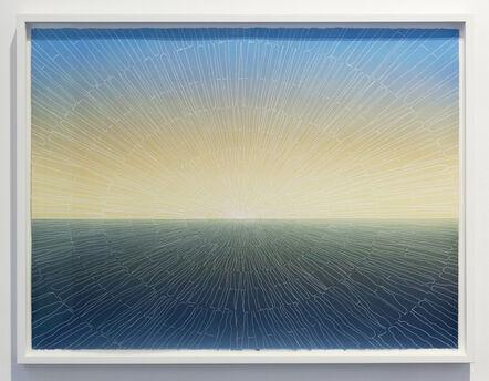 Thomas Broomé, 'SunScream_downUp', 2015