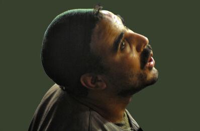 Ahmed Khaled, 'Moulin (Green)', 2013