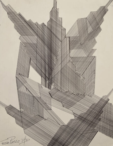 Jorge Pablo Hernandez, 'The Apocalyptical Angel', 2017