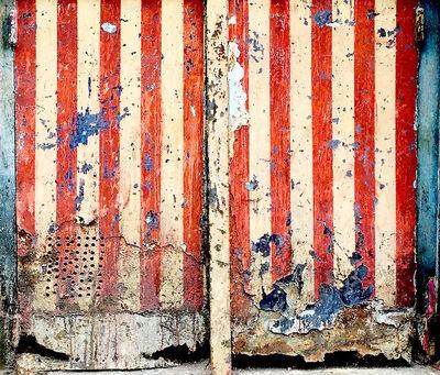 Graham Nash, 'Broken Flag', 2015