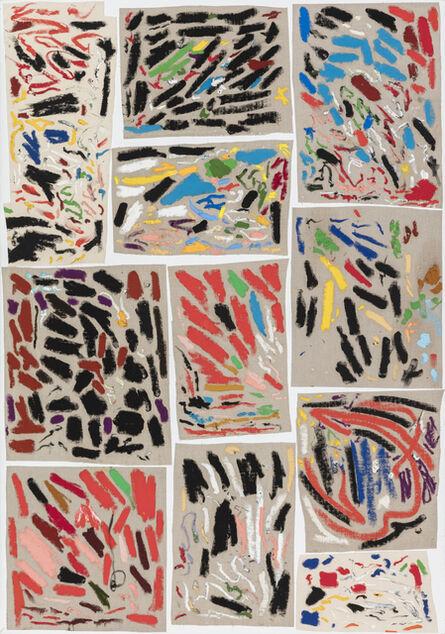 Zander Blom, 'Untitled (Smears)', 2019