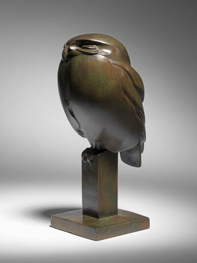 Wilhelm Krieger, 'Little Owl', ca. 1929