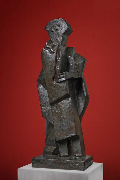 Jacques Lipchitz, 'Harlequin with Clarinet', 1920
