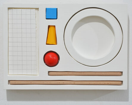 Miguel Angel Cardenal, 'Toy, Escultura desmontable en su caja', 2020