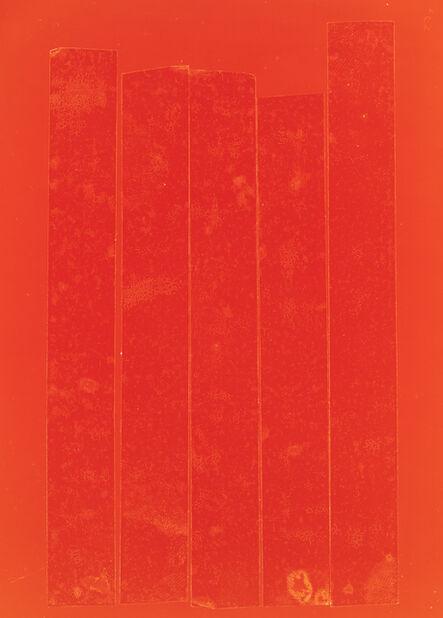 Frank Mädler, 'Rote Wand', 2020