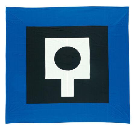 Matt Mullican, 'Untitled (Indian Banner; Language)', 1982