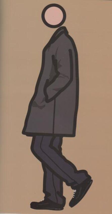 Julian Opie, 'Jeremy walking', 2010