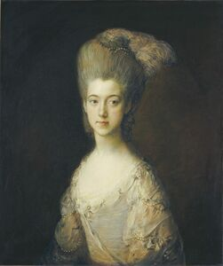 Thomas Gainsborough, 'Mrs. Paul Cobb Methuen', ca. 1776/1777