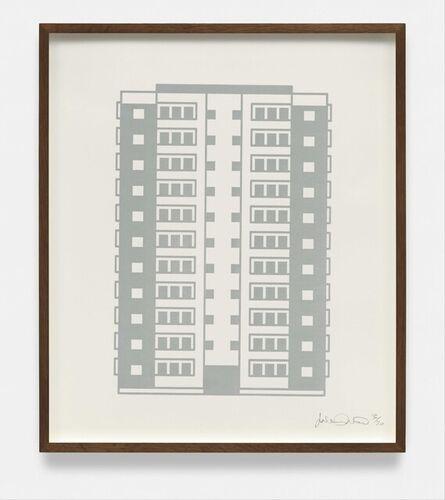 Julian Opie, 'Apartment 2', 2021