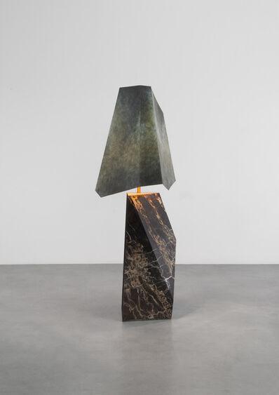 Giacomo Ravagli, 'Barometro Floor Lamp 2.9.2 (Black Portoro)'