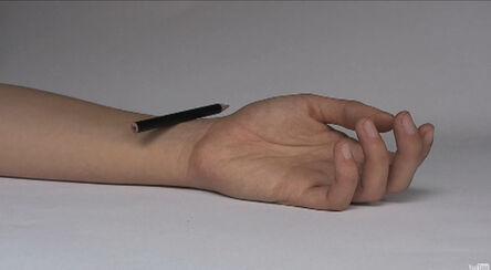 Daniela Libertad, 'Action No. 13 Hand Pencil', 2008-2011