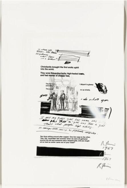 Richard Prince, 'Untitled', ca. 1984