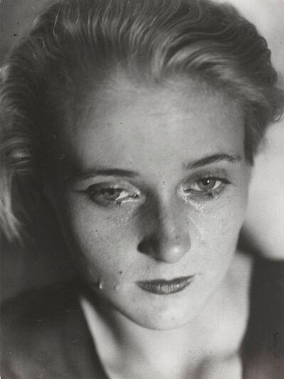 Germaine Krull, 'Study for La Folle d'Itteville', 1931