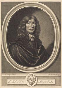 William Faithorne after Sir Peter Lely, 'John Ogilvy'