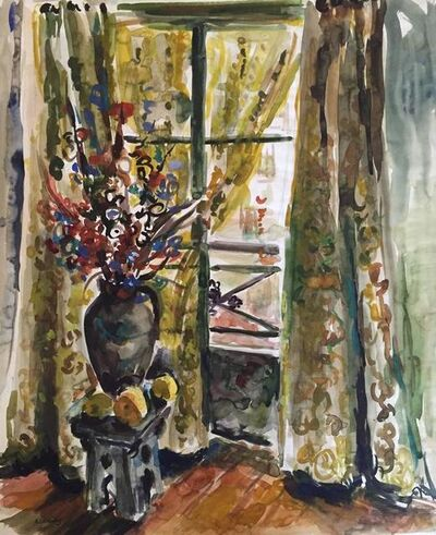 Katherine Librowicz, 'Interior Bouquet of Flowers', 20th Century