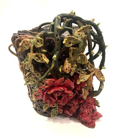Valerie Hegarty, 'Roses with Holes', 2018