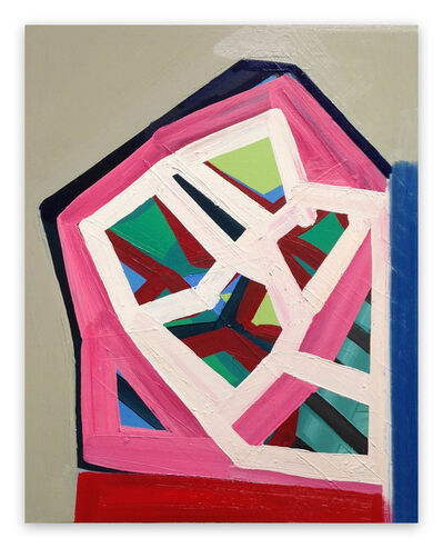 Ashlynn Browning, 'Minx (Abstract painting)', 2018
