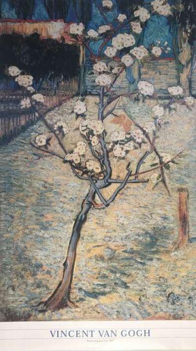 Vincent van Gogh, 'Blossoming pear tree ', ca. 2000