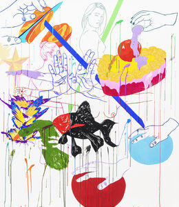 Jihee Kim (b. 1983), 'Shadows in Your Mouth 3 2/2', 2020