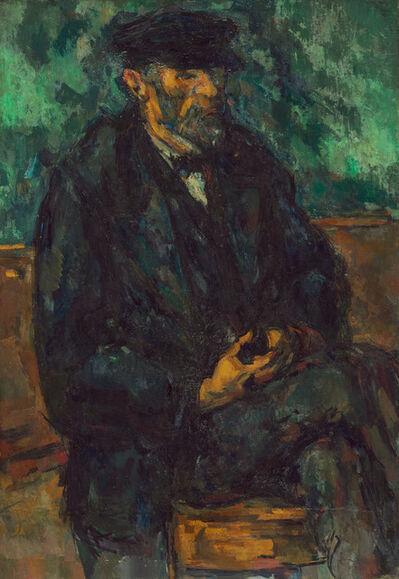 Paul Cézanne, 'The Gardener Vallier', 1906