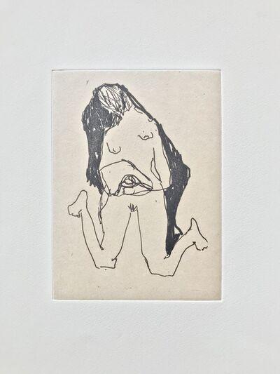 Tracey Emin, 'Pregnant', 2011