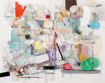 Jonathan Eckel, 'The Pearl Farmer', 2017